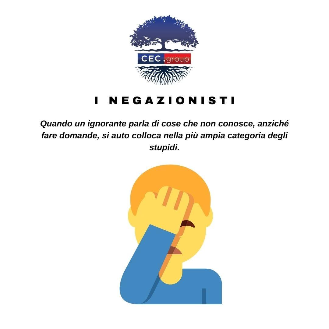 i negazionisti